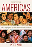 Book cover for Americas: The Changing Face of Latin America and the Caribbean