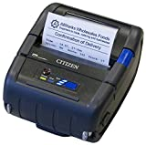 Citizen America CMP-30BTIU CMP-30 Series Portable Mobile Receipt Printer, 3'' Printer Class Size, Bluetooth Connection, Apple IOS Certification, Black