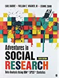 BUNDLE: Babbie: Adventures in Social Research 10e + SPSS 24v