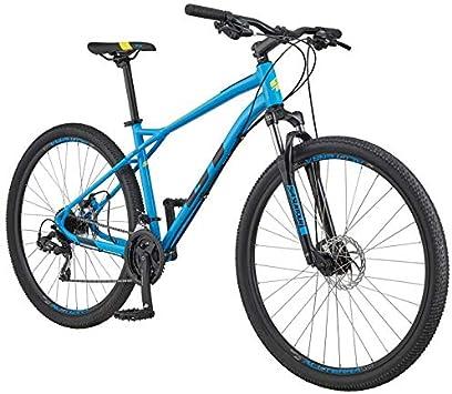 GT Aggressor Sport Bicicleta Ciclismo, Adultos Unisex, Azul (Azul ...