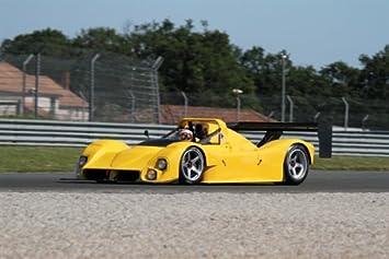 Amazoncom Ferrari 333 Sp 333sp Yellow Left Front Motion Hd