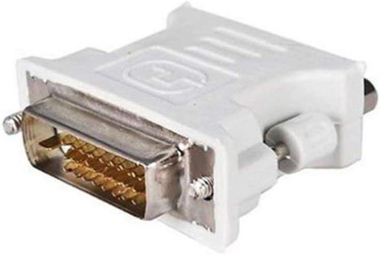 24 Swiftswan Convertitore Adattatore Femmina VGA DVI D Revolution Convertitore Femmina VGA a DVI 5 Pin Revolution