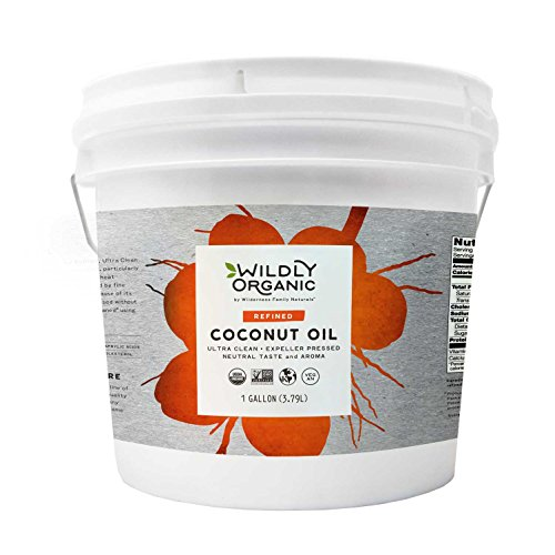 Organic Coconut Refined Expeller Pressed