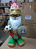 SGA Products Mexico Soccer Fútbol Gnome Mexico Bobblehead