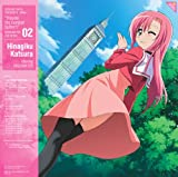 HAYATE THE COMBAT BUTLER CHARACTER CD 2ND SERIES 02