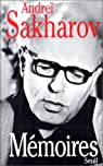 Mémoires par Sakharov