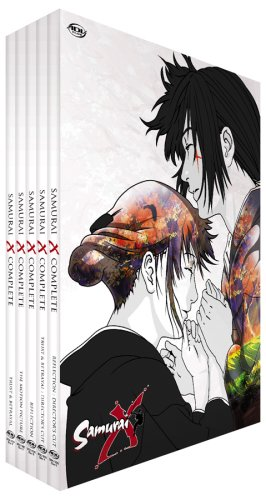 Samurai X - Complete by ADV Films