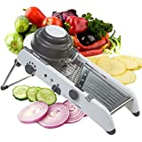 Mandoline Slicer Manual Stainless Steel Blade Adjustable Vegetable Onion Potato Slicer Food Kitchen Tools By Vinipiak
