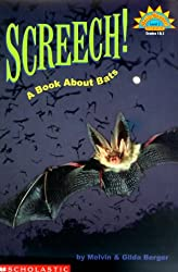Screech!: A Book about Bats (Hello Reader! Science: Level 3)