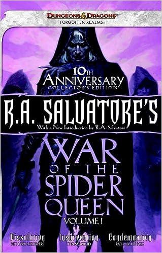 Condemnation the pdf of spider queen war