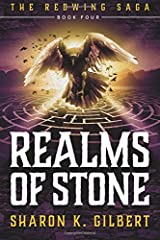 Realms of Stone (The Redwing Saga) (Volume 4) Paperback
