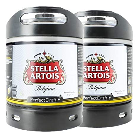 PerfectDraft Becks Beer Starter Bundle image 5