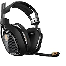 ASTRO Gaming A40 TR Gaming Headset for Xbox One, PS4, PC - Black - Black Edition
