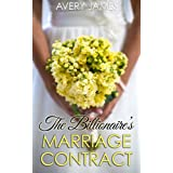 The Billionaire's Marriage Contract (Scandal, Inc Book 1)
