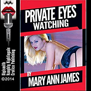 Private Eyes Watching Audiobook