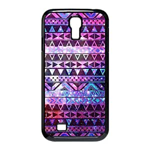 Samsung Galaxy S4 I9500 Hard Case - Mayan Aztec Tribal Galaxy S4 Protective Case - Aozzo (white) by mcsharks