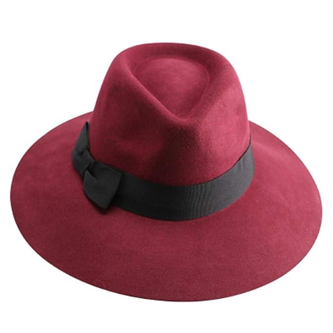XDH-RTS Sombrero de Fieltro de Lana 100% Australiana eb27d3b3baf