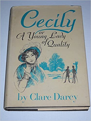Cecily;: Or, A young lady of quality