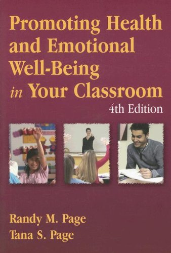 Promoting Health And Emotional Well-Being In Your Classroom