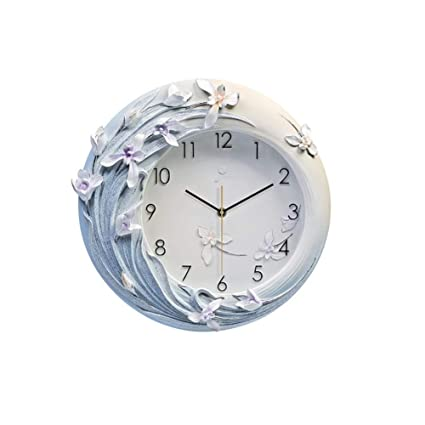 Amazon Com Mamasam Space Heater Modern Decorative Wall Clock 3d