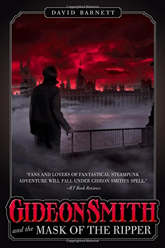Gideon Smith and the Mask of the Ripper pdf
