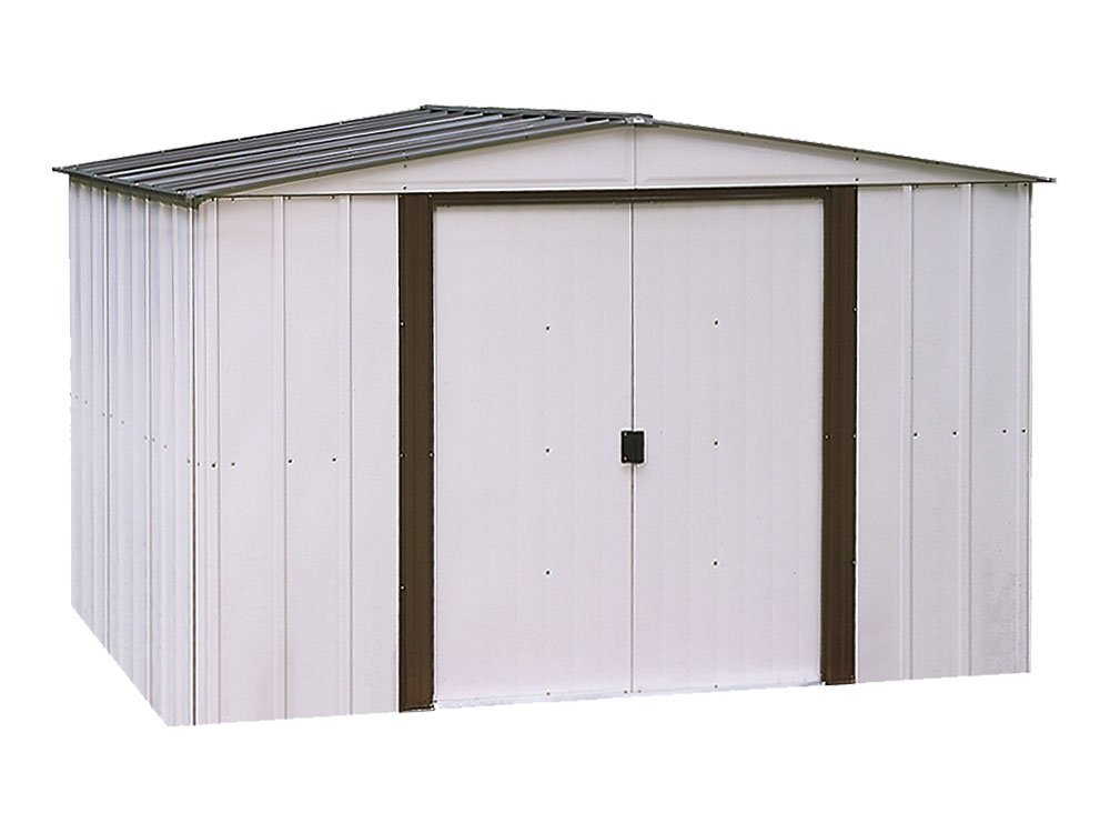Newburgh 10フィートX 8 FT。スチールストレージShed ( 10 x 8 ft。3 , 0 x 2,3 M ) B01D8Y73L8