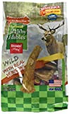 Nylabone Healthy Edibles Edible Antler Real Venison 10pk Review