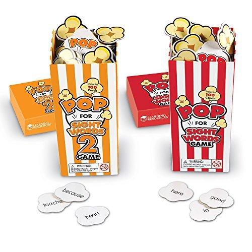 sight word popcorn - 7