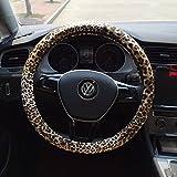5 lug chevy truck wheels - Classy Full Leopard Print Steering Wheel Covers Leopard Print Car Accessories 15