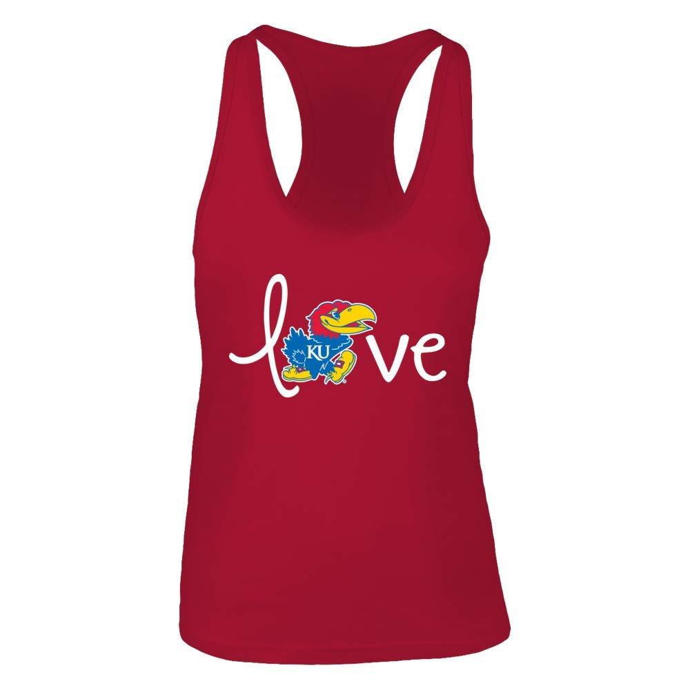 Kansas Jayhawks Tshirt Love Kansas