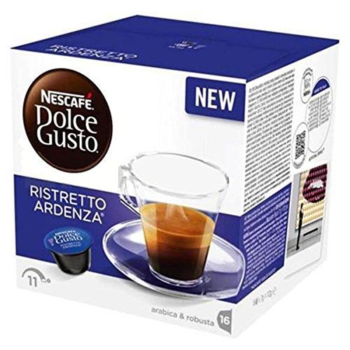 3 opinioni per 144 Capsule Caffe' Nescafe Dolce Gusto Ristretto Ardenza