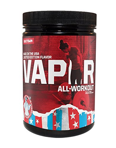 Built To Win Vaper All-WorkoutTM (Pre-Workout + BCAAs + Fat Burner + Electrolytes) - White Cherry Icee flavor