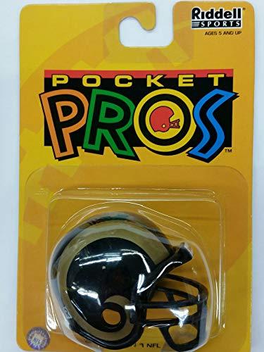 Riddell NFL St. Louis Rams (Traditional) Pocket Pro Helmet