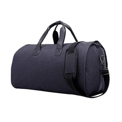 Amazon.com: DRAGONHOO Bolsa de viaje convertible para ropa ...