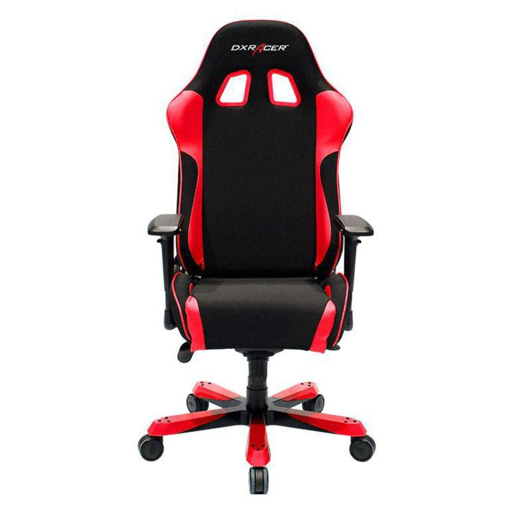 DXRacer OH KS11 NR Ergonomic, High Quality Computer Chair for Gaming, Executive or Home Office King Series Black Red