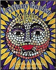 Mosaic Stepping Stones Patterns - TIFFANY GARDEN BENCHES Mosaic &Stepping Stone Pattern Book