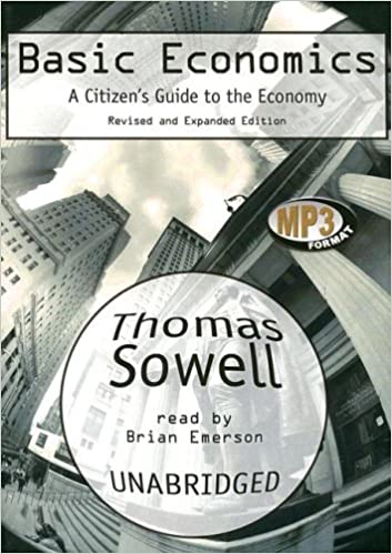 Book Basic Economics: A Citizen's Guide to the Ecomomy