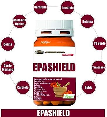 Hígado Purificador Suplemento Promueve Purificación Hígado ...