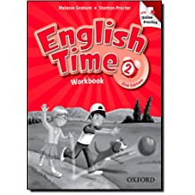 English Time: 2 Workbook with Online Practice