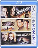Speed/ Broken Arrow/ Entrapment [Blu-ray]