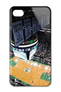Hoot Boston Celtics iphone 4 Protective Case Kimberly Kurzendoerfer