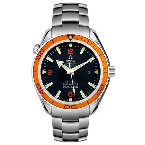 Omega de hombre 2208.50.00 Seamaster Planeta Océano Automático Cronómetro Reloj: Omega: Amazon.es: Relojes