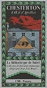L'Oeil d'Apollon par Chesterton