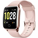 Willful Smart Watch, Watches for Men Women IP68 Waterproof Fitness Tracker with Steps Calories Counter Sleep Tracker Compatib