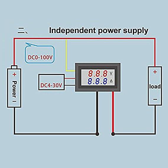HYY-YY Digital UA3268D Ammeter Voltmeter Ohmmeter Diode Digital Clamp Meter Dual Leads Precise