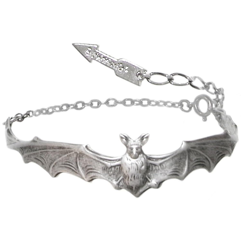 amazon com 100 nickel free bat bracelet quality made in usa