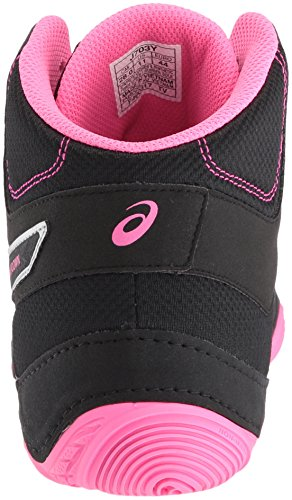 Asics Unisex-Adult Snapdown 2 Shoes Black/Hot Pink/Silver dloMy