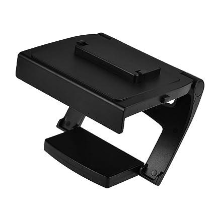 MagiDeal Abrazadera de Clip de Tv Soporte de Cuna Para Microsoft Xbox One Sensor de Kinect
