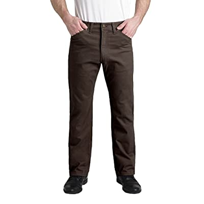 Grand River Comfort Stretch Twill Pant Brown