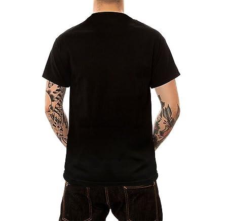 STEAM PANDA Camiseta De Algodón De Manga Corta De Algodón ...